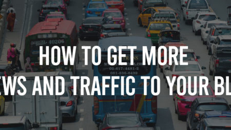 how to increase blog traffic fast